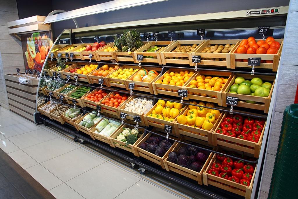 Красивые картинки продуктового магазина